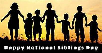 Sibling Siblings National Happy Clipart Animations Children