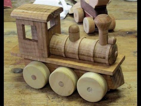 making  toy train engine youtube