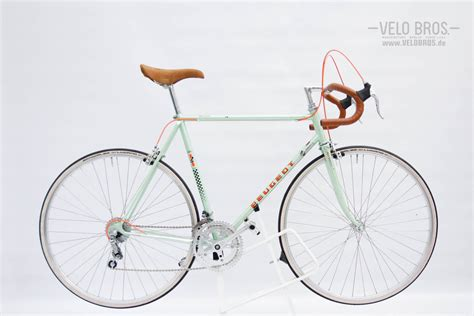 Peugeot Course by Peugeot Course 183 56cm 183 Metallic Green 183 1979 183 Velo