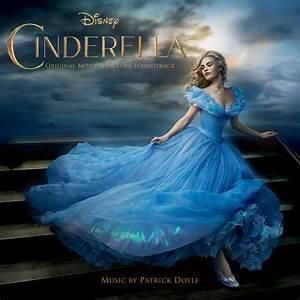 Cinderella Soundtrack | TSD Front Covers  Cinderella