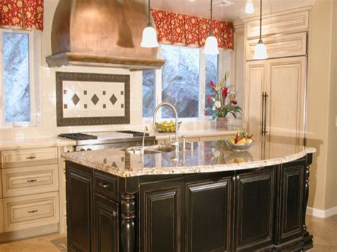 country kitchen island designs kitchen layouts with islands country kitchen
