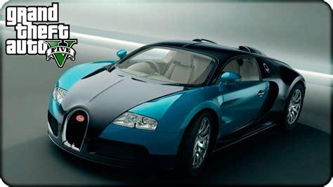 Bugatti Veyron Spider by Gta V Nuevo Bugatti Veyron Spyder Supercoche Real