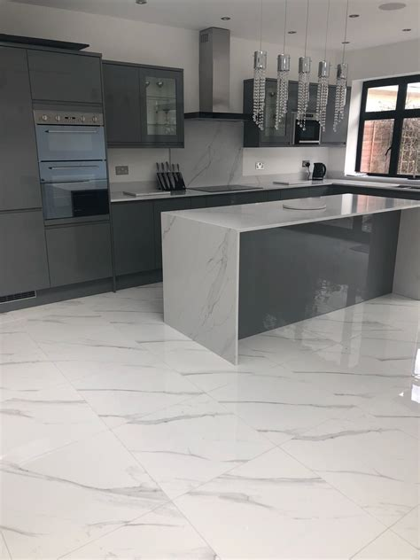 stunning compac surfaces marble effect unique calacatta