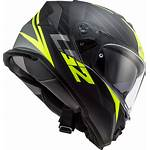 Ls2 Storm Helmet Ff800 Nerve Motorcycle Face