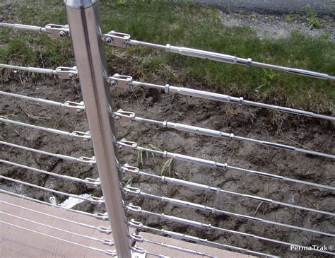 Casino Commercial Cable Railings
