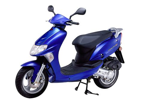 Kymco Picture by Scooter Pictures 2012 Kymco Vitality 50 2t Specifications