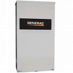 Generac 150 Amp Service Rated 120  240 Single Phase Nema 3r