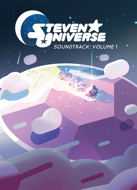cartoon network releasing steven universe soundtrack june