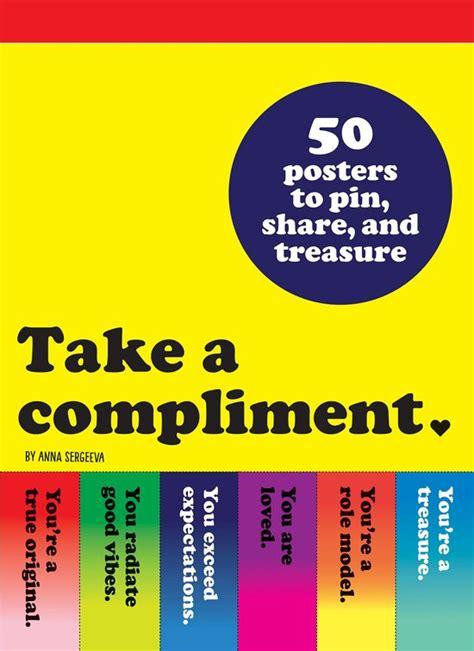 Перевод слова compliment, американское и британское произношение, транскрипция, словосочетания, однокоренные слова, примеры использования. Post-it - Take a Compliment - Knock Knock