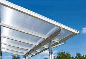 uberdachung aus transparentem kunststoff obi ratgeber With garten planen mit transparente versiegelung für balkon und terrasse