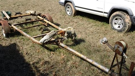 Dilly Boat Trailer Axles by Dilly Trailer For Sale