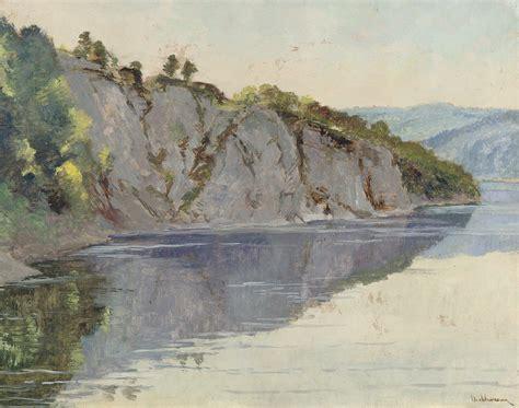 Isaak Levitan (1860-1900) , A Crimean landscape   Christie's