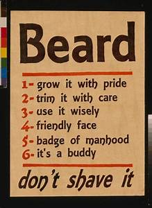 BEARD. Maybe I&... Manly Moustache Quotes