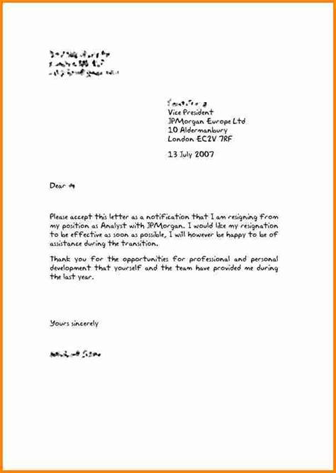 letter  resignation resign letter job