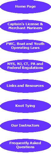 Nys Boating License Online by Boating Courses Ny Ct Nj Boating Classes Long Island