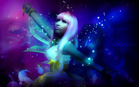 Nicki Minaj/Wallpaper by ICMDesigned on DeviantArt