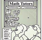 Funny Math Cartoons Jokes Life