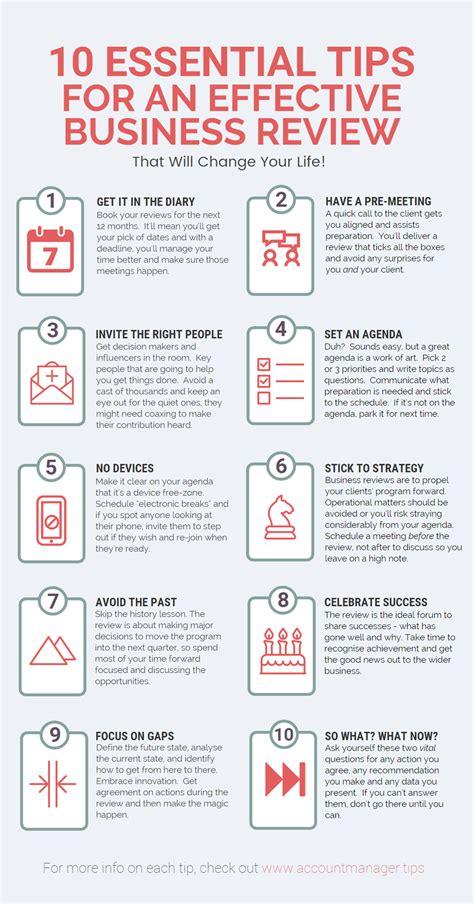 10 Essential Quarterly Business Review Meeting & Agenda ...