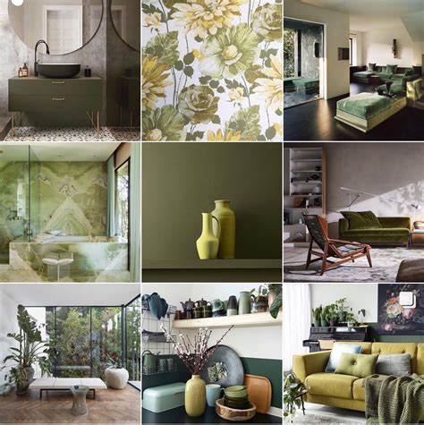 colour olive green michelle ogundehin