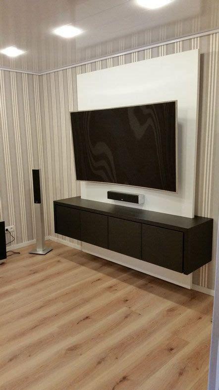 fernsehwand selber bauen referenzen tv wall tv wand fernsehwand aus schreinerhand bett wohnzimmer tv wand selber