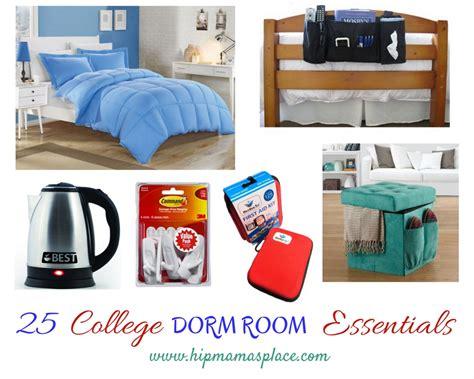 room essentials 25 college dorm room essentials
