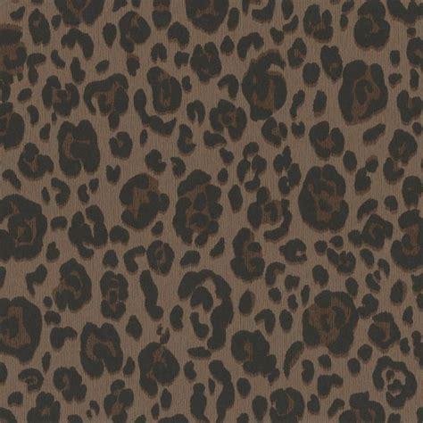 Orange Animal Print Wallpaper - p s international leopard spot pattern animal print motif