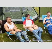 Circle Jerk While Camping With Six Amateur Big Uncut Cock Guys Nuttybutt
