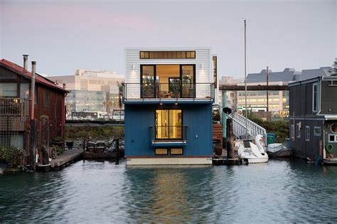San Francisco Floating House-beach Style-exterior