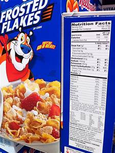The RDA on the side of a cereal box is not a personalized ...