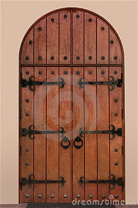 medieval door royalty  stock photography image