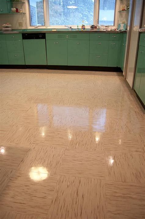 cheap kitchen lino flooring azrock cortina autumn flooring in four kitchens any 5314