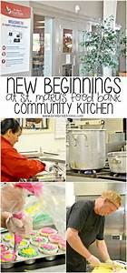 New Beginnings at St. Mary's Food Bank Community Kitchen ...