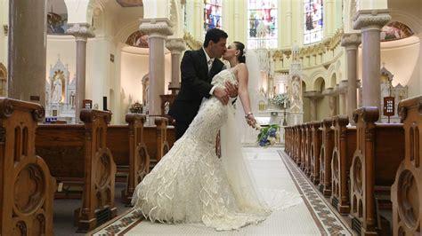 lebanese maronite wedding sacred heart tampa youtube