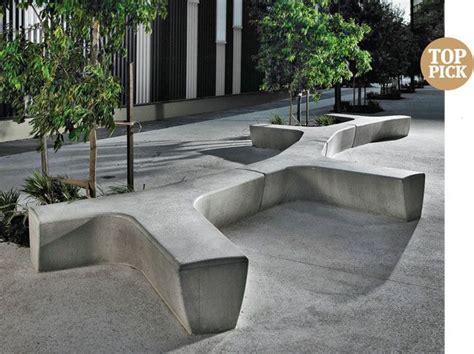 17 best ideas about concrete bench on garden