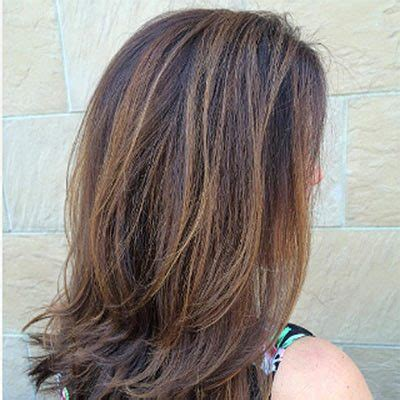 caramel brown hair color shades trends matrix