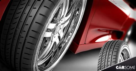 A Step By Step Guide To The Types Of Car Tyre Suitable For