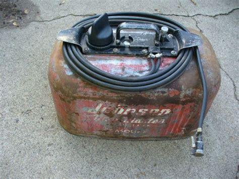 Purchase Johnson Evinrude Omc 6 Gallon Pressurized Fuel