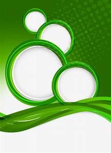 green frame moldura redonda quadro creative