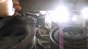Idler And Belt Tensioner Replacement Dodge Caravan