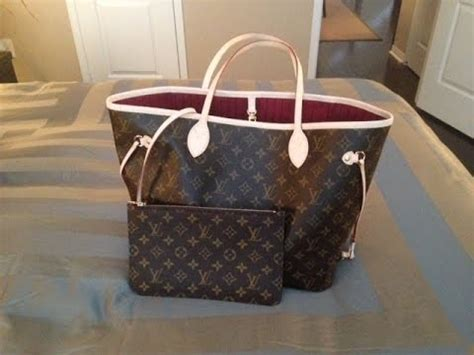 louis vuitton  close  personal   neverfull mm youtube