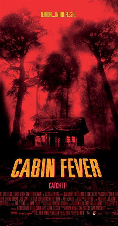 cabin fever flesh virus cabin fever 2002 imdb