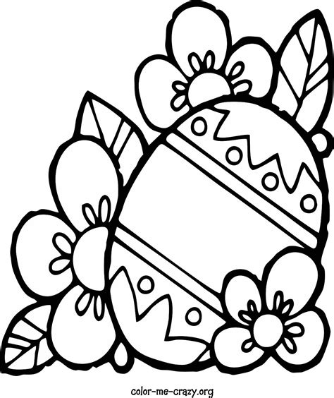 colormecrazy org easter coloring pages