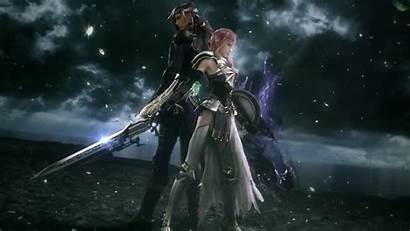 Fantasy Final Remake Wallpapers Desktop Xiii Lovelace