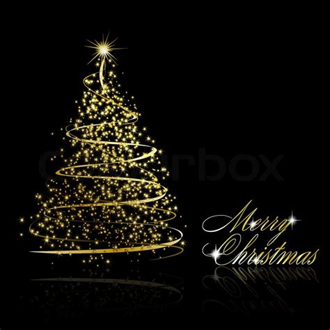 black gold christmas black and silver tree wallpaper wallpapersafari