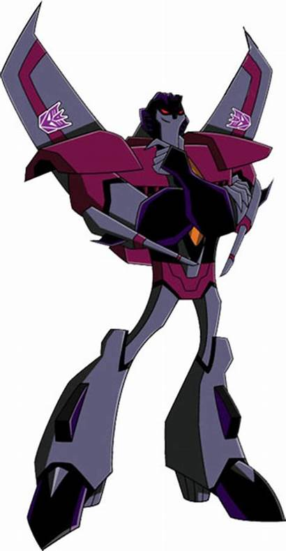Starscream Transformers Animated Slipstream Tfa Doujinshi Spittor