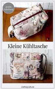 Kosmetiktasche Für Unterwegs : kleine k hltasche zum n hen f r unterwegs inklusive tutorial the crafting caf taschenmodelle ~ A.2002-acura-tl-radio.info Haus und Dekorationen