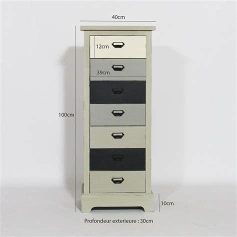 meuble bas cuisine 40 cm largeur meuble cuisine 40 cm largeur fabulous amenagement allee