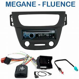 Autoradio Megane 2 : autoradio 1 din renault megane 3 fluence avec cd usb mp3 ~ Melissatoandfro.com Idées de Décoration