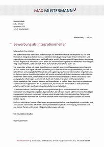 Raumausstatter Ausbildung Berlin : kostenlose vorlage integrationshelfer integrationshelferin ~ Bigdaddyawards.com Haus und Dekorationen