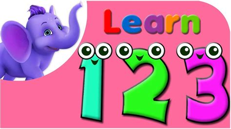 lets learn numbers preschool learning 968 | maxresdefault